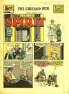 Cover for The Spirit (Register and Tribune Syndicate, 1940 series) #2/2/1947