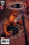 Cover for Marvel Knights 4 (Marvel, 2004 series) #22