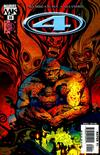 Cover for Marvel Knights 4 (Marvel, 2004 series) #25