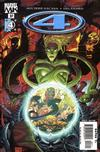 Cover for Marvel Knights 4 (Marvel, 2004 series) #27