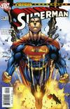 Cover for Superman (DC, 1987 series) #224 [Direct Sales]