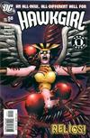 Cover for Hawkgirl (DC, 2006 series) #50 [First Printing]