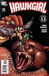 Cover for Hawkgirl (DC, 2006 series) #52