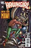 Cover for Hawkgirl (DC, 2006 series) #55