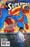 Cover for Superman (DC, 2006 series) #650 [Direct Sales]