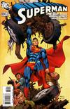 Cover for Superman (DC, 2006 series) #654 [Direct Sales]
