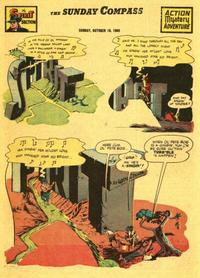 Cover Thumbnail for The Spirit (Register and Tribune Syndicate, 1940 series) #10/16/1949