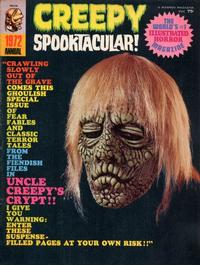 Cover Thumbnail for Creepy Annual (Warren, 1971 series) #1972