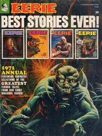 Cover Thumbnail for Eerie Annual (Warren, 1971 series) #1971