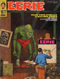 Cover Thumbnail for Eerie Annual (Warren, 1971 series) #1972