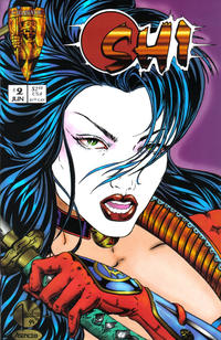 Cover Thumbnail for Shi: The Way of the Warrior (Crusade Comics, 1994 series) #2