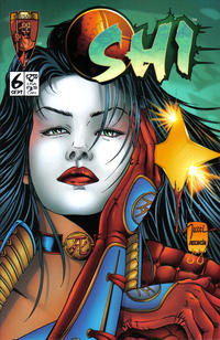 Cover Thumbnail for Shi: The Way of the Warrior (Crusade Comics, 1994 series) #6