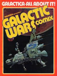 Cover Thumbnail for Galactic Wars Comix (Warren, 1978 series) #[nn]