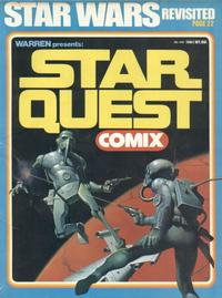 Cover Thumbnail for Warren Presents: Star Quest Comix (Warren, 1978 series)