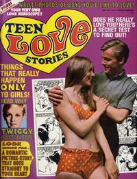Cover Thumbnail for Teen Love Stories (Warren, 1967 series) #1