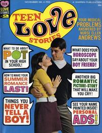 Cover Thumbnail for Teen Love Stories (Warren, 1967 series) #2