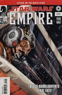 Cover Thumbnail for Star Wars: Empire (Dark Horse, 2002 series) #15