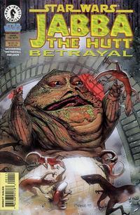 Cover Thumbnail for Star Wars: Jabba The Hutt - Betrayal (Dark Horse, 1996 series) #1 [Direct Edition]