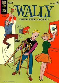Cover Thumbnail for Wally (Western, 1962 series) #4