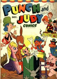 Cover Thumbnail for Punch and Judy Comics (Hillman, 1944 series) #v1#5