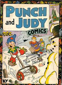 Cover Thumbnail for Punch and Judy Comics (Hillman, 1944 series) #v2#5