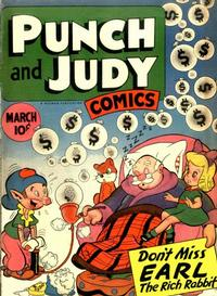 Cover Thumbnail for Punch and Judy Comics (Hillman, 1944 series) #v2#8