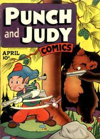 Cover Thumbnail for Punch and Judy Comics (Hillman, 1944 series) #v2#9