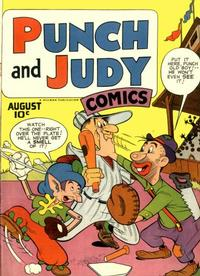 Cover Thumbnail for Punch and Judy Comics (Hillman, 1944 series) #v2#12