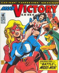 Cover Thumbnail for Miss Victory Retro Comics (AC, 1997 series) #2