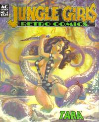 Cover Thumbnail for Jungle Girls Retro Comics (AC, 1997 series) #4