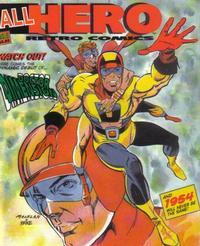 Cover Thumbnail for All-Hero Retro Comics (AC, 1998 series) #5