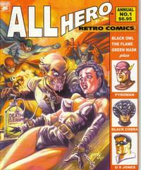 Cover Thumbnail for All-Hero Retro Comics Annual (AC, 1998 series) #1