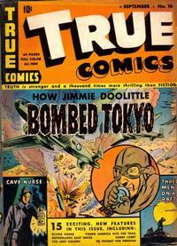 Cover Thumbnail for True Comics (Parents' Magazine Press, 1941 series) #16