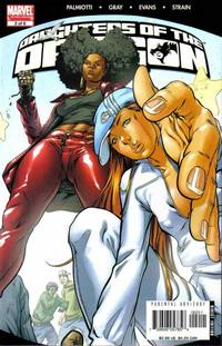 Cover Thumbnail for Daughters of the Dragon (Marvel, 2006 series) #2