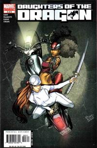 Cover Thumbnail for Daughters of the Dragon (Marvel, 2006 series) #3