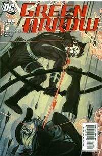 Cover Thumbnail for Green Arrow (DC, 2001 series) #58