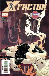 Cover for X-Factor (Marvel, 2006 series) #2