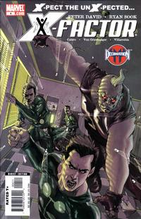 Cover Thumbnail for X-Factor (Marvel, 2006 series) #4
