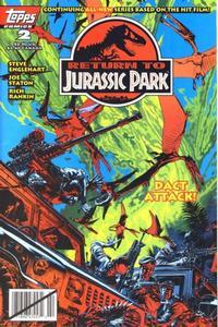 Cover Thumbnail for Return to Jurassic Park (Topps, 1995 series) #2