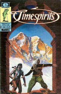 Cover Thumbnail for Timespirits (Marvel, 1984 series) #8