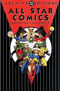 Cover Thumbnail for All Star Comics Archives (DC, 1991 series) #3