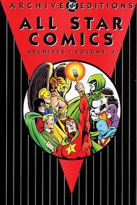 Cover Thumbnail for All Star Comics Archives (DC, 1991 series) #4