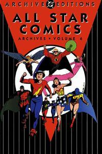 Cover Thumbnail for All Star Comics Archives (DC, 1991 series) #6