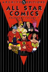 Cover Thumbnail for All Star Comics Archives (DC, 1991 series) #7