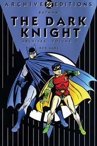 Cover Thumbnail for Batman: The Dark Knight Archives (DC, 1992 series) #3