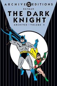 Cover Thumbnail for Batman: The Dark Knight Archives (DC, 1992 series) #4