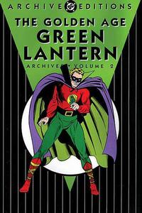 Cover Thumbnail for Golden Age Green Lantern Archives (DC, 1999 series) #2