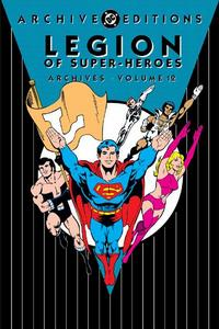 Cover Thumbnail for The Legion of Super-Heroes Archives (DC, 1991 series) #12