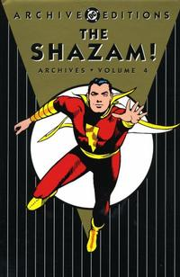 Cover Thumbnail for The Shazam! Archives (DC, 1992 series) #4