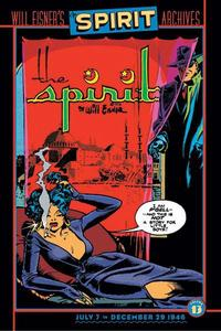 Cover Thumbnail for Will Eisner's The Spirit Archives (DC, 2000 series) #13